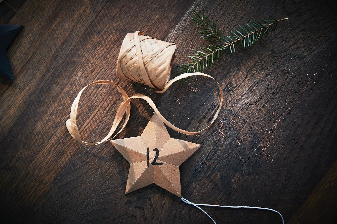 Adornos de Navidad caseros reciclados