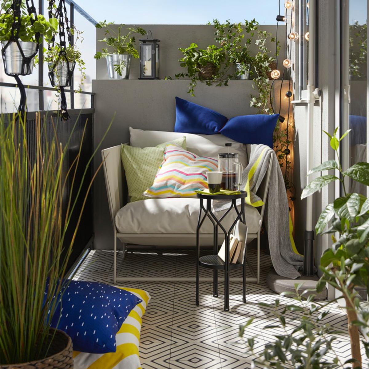 Tavolino Per Balcone Ikea furnishing ideas for garden and balcony - ikea - ikea