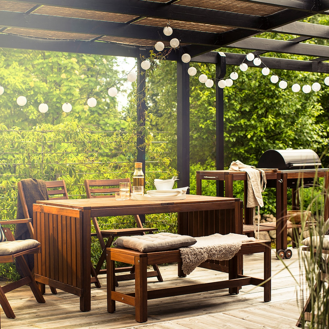 Idee per l'arredamento per il giardino - IKEA - IKEA Svizzera