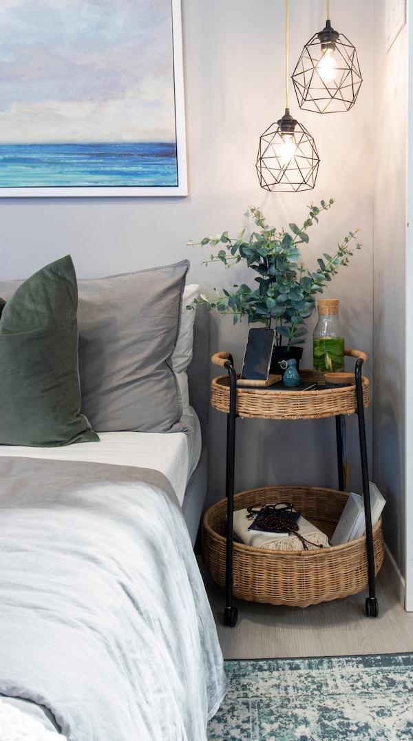 افكار لتنظيم غرف النوم
