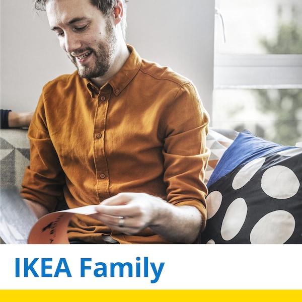 Aktuální výhodné nabídky pro členy IKEA Family.