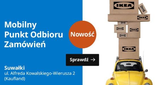 Aktualność - Mobilny Punkt Odbioru Zamówień w Suwałkach  - 2020-12-03