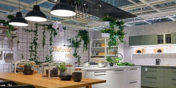 Aktualność - Nowe inspirujące wnętrza w IKEA Wrocław!