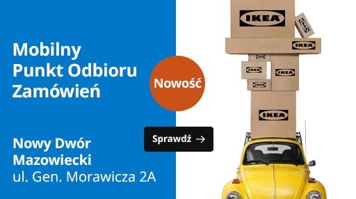 Aktualność - Zakupy z IKEA odbierzesz w Nowym Dworze Mazowieckim - 2021-07-20