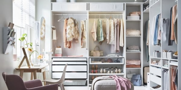 Aktualność - Zaplanuj nową szafę nie wychodząc z domu