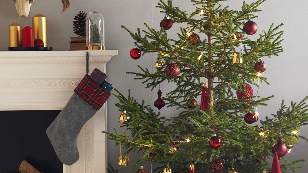 Albero Di Natale Ikea 2018.Il Nostro Albero Di Natale Ikea