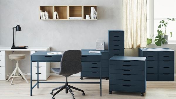 Home Office Furniture Storage Accessories Ikea