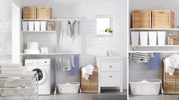Enormt Vaskerom - IKEA HJ-06