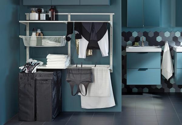 Slimme Oplossingen Voor De Wasruimte Ikea