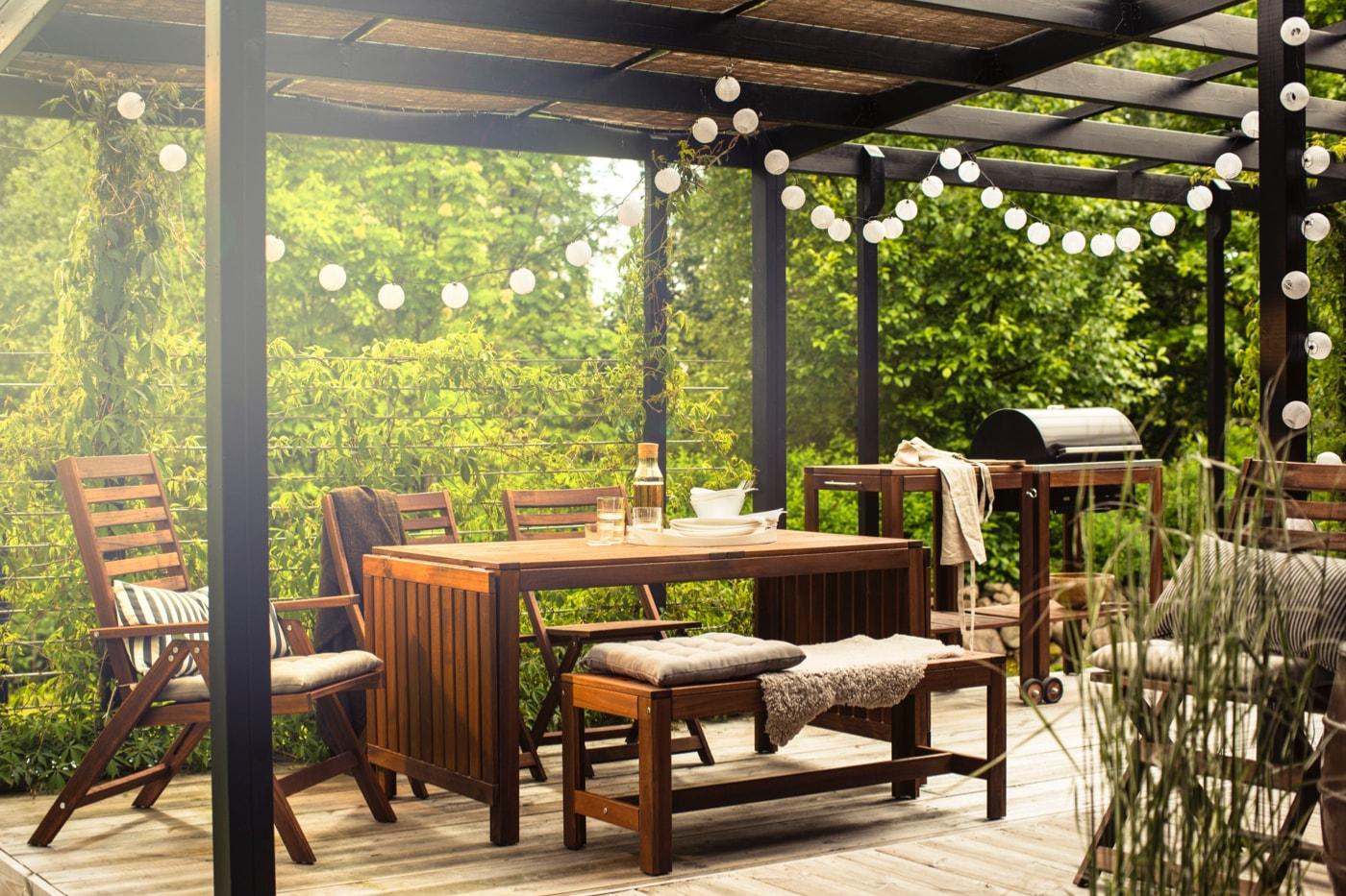 alle serien systeme f r garten balkon ikea. Black Bedroom Furniture Sets. Home Design Ideas