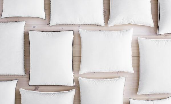 Almohadas IKEA