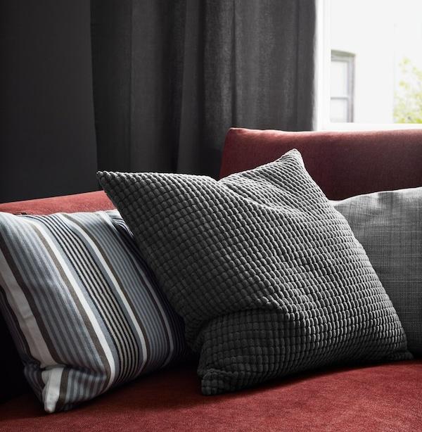 Almohadas y mantas para invierno
