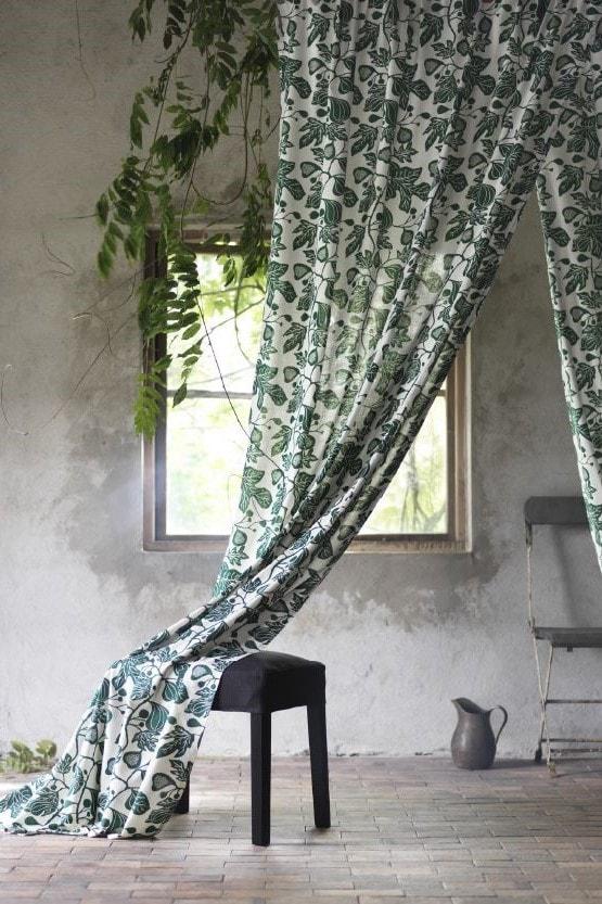 ALPKLÖVER curtain