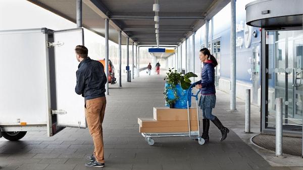 Aluguer de carrinhas