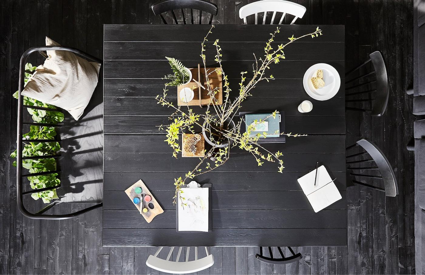 A Modern Swedish Space Kitchen Design Ideas Ikea