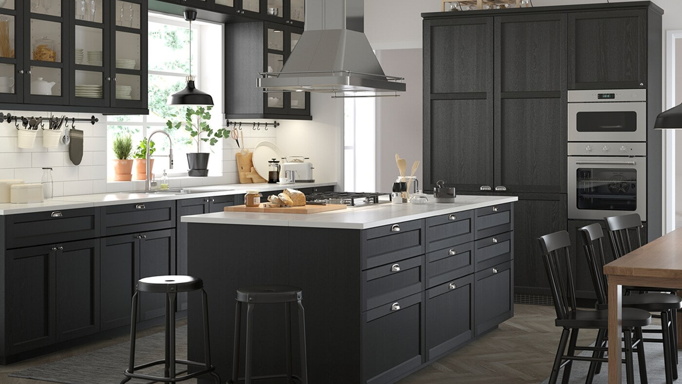 A gallery of kitchen inspiration - IKEA