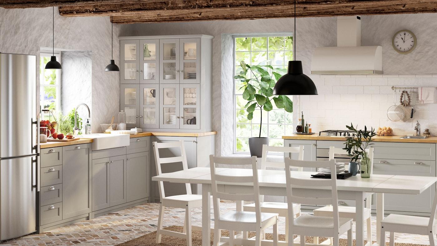 Shaker Kitchens - Shaker Kitchen Doors - IKEA