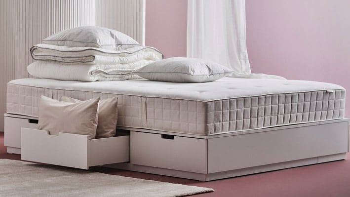 Shop Mattresses By Size Material Sleeping Position Ikea