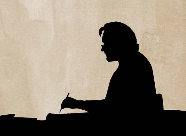 An illustration of author Stefan Casta.