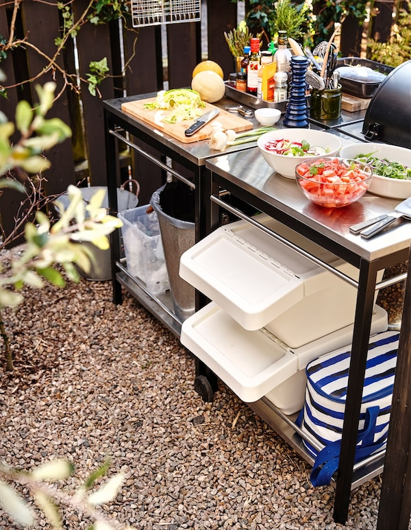 Cook Outdoors This Summer Ikea