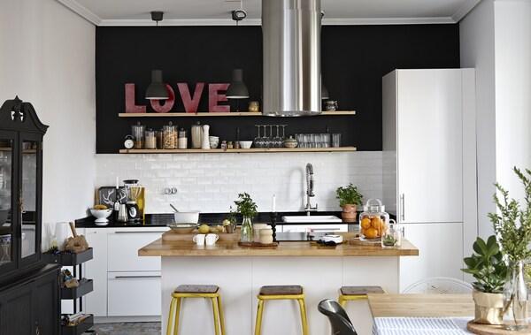 An IKEA designer\'s tips for smart kitchen planning - IKEA