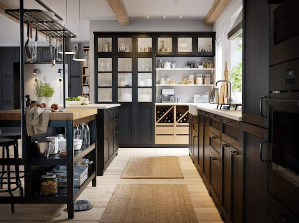Store More With Your Kitchen Island Ikea