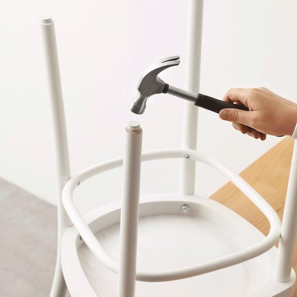 Aplicação de protector de chão