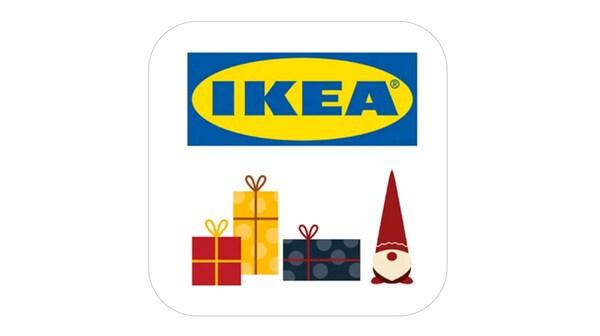 APP Calendario dell'Avvento - IKEA