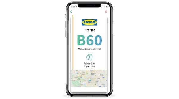 App Ufrist - IKEA
