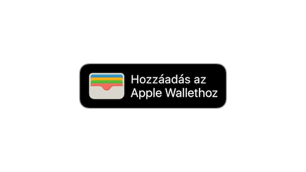 Apple Wallet ikon.