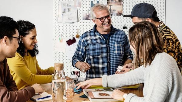 Aprende con IKEA Family. Actividades y talleres gratis.