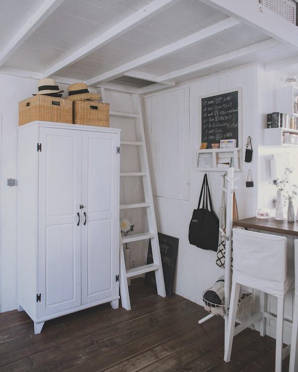 Aprovechar el espacio en una casa pequeña