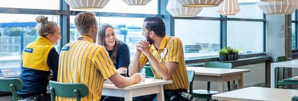 Arbeiten bei IKEA