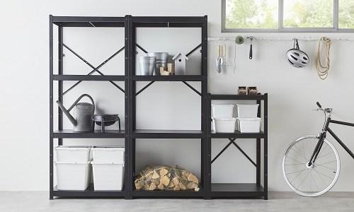 Arrange some heavy metal storage - BROR planner