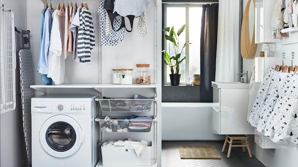 Articoli Per Lavanderia E Pulizia Ikea