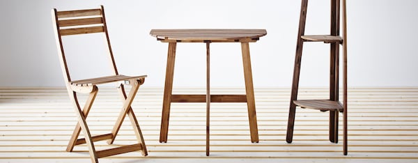 askholmen sustainable wood acacia ikea