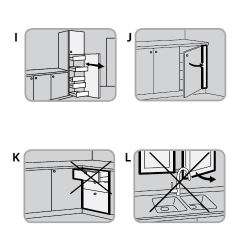 Aspects à prendre en compte avant de planifier une cuisine 3