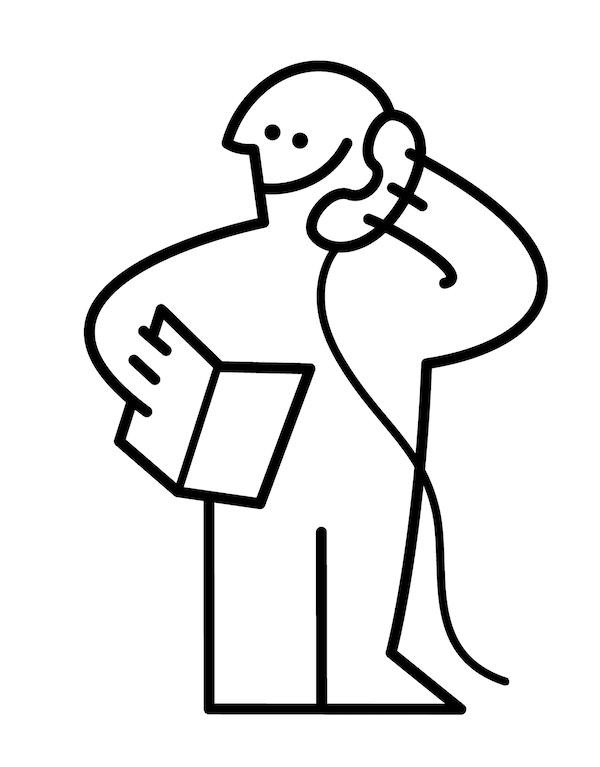 Assembly man pictogram