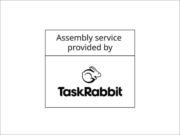 Assembly service provided by TaskRabbit