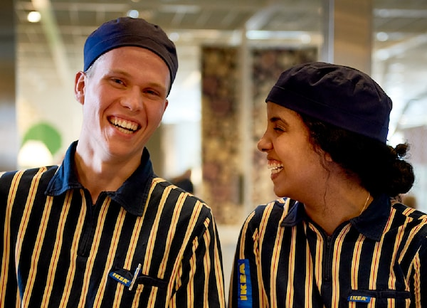 At IKEA, our ambition is to reach gender balance in all levels and positions.