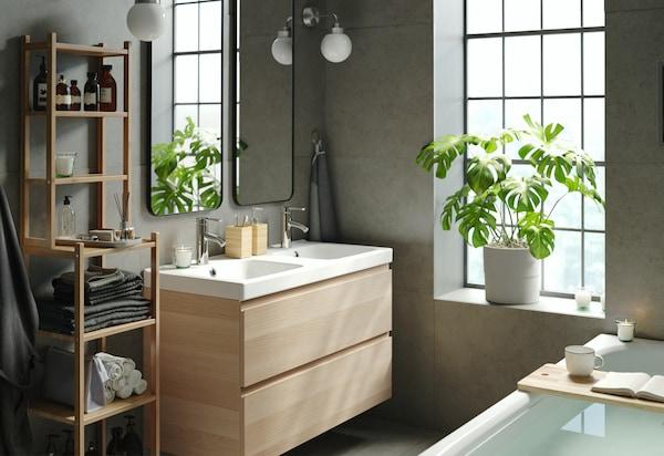 Аудиогид о дизайне в ванной