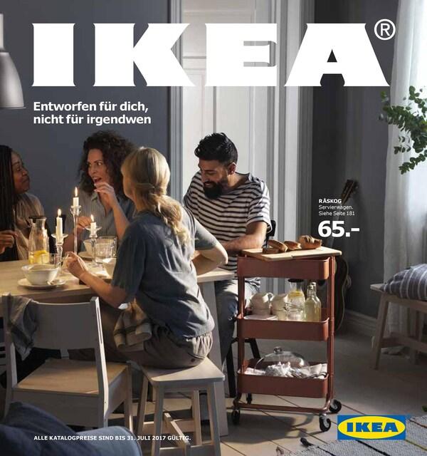 Ausschnitte aus dem IKEA Katalog.