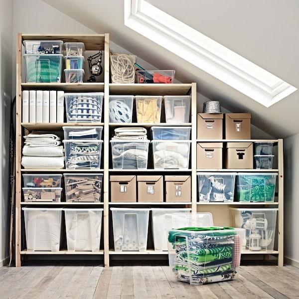 Aprovecha para ordenar tu casa
