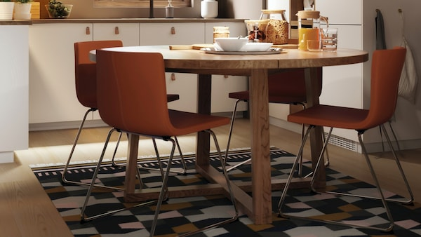 Round Dining Tables For Everyone Ikea