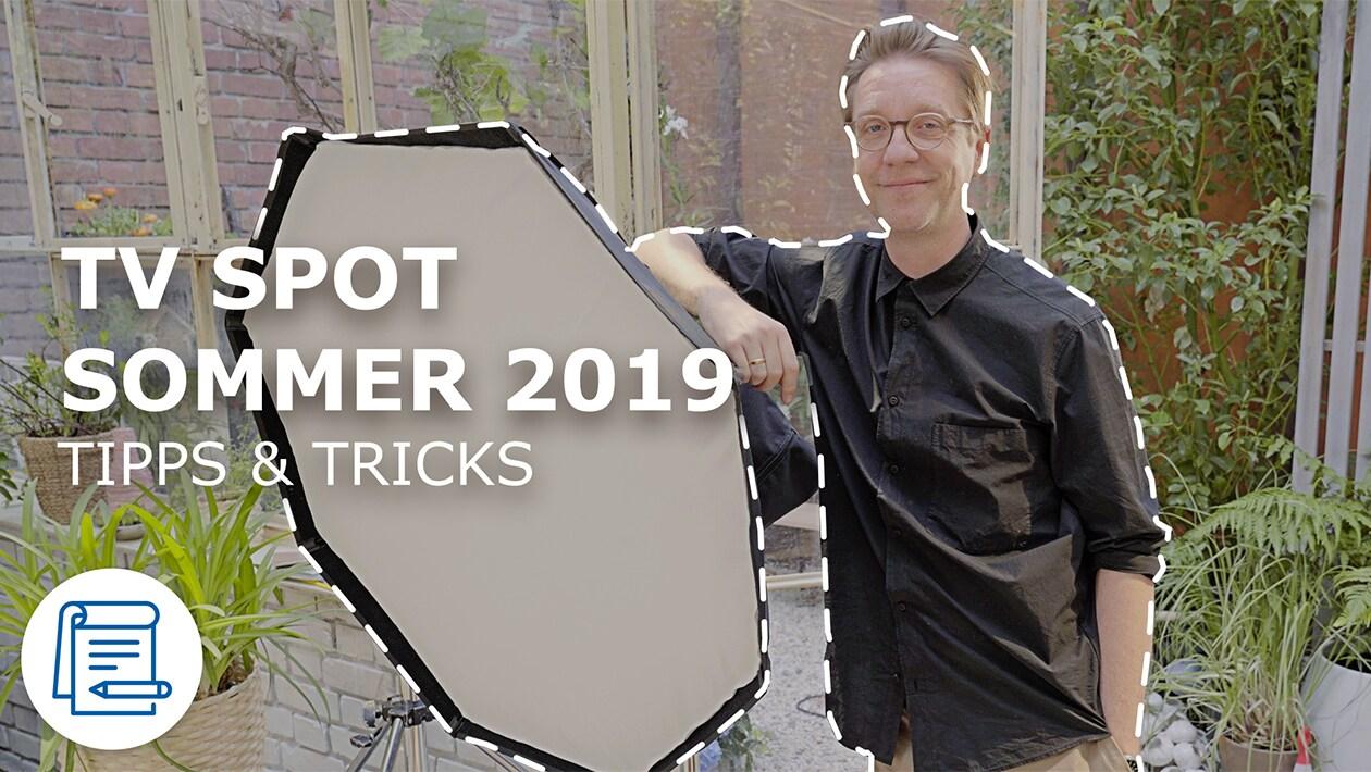 TV Spot Sommer 2019