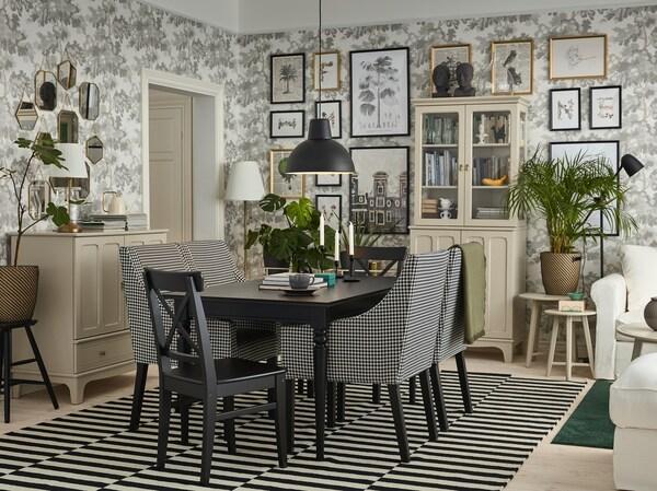 Meuble Salle A Manger Tables Chaises Et Plus Ikea