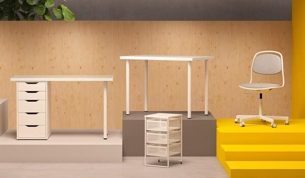 Crea la tua scrivania