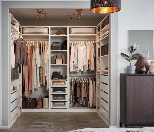 Concevoir Son Dressing Ikea