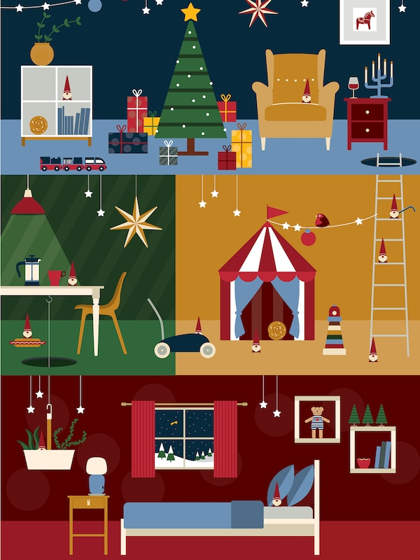 ikea kerst 2020 Adventskalender 2020   IKEA