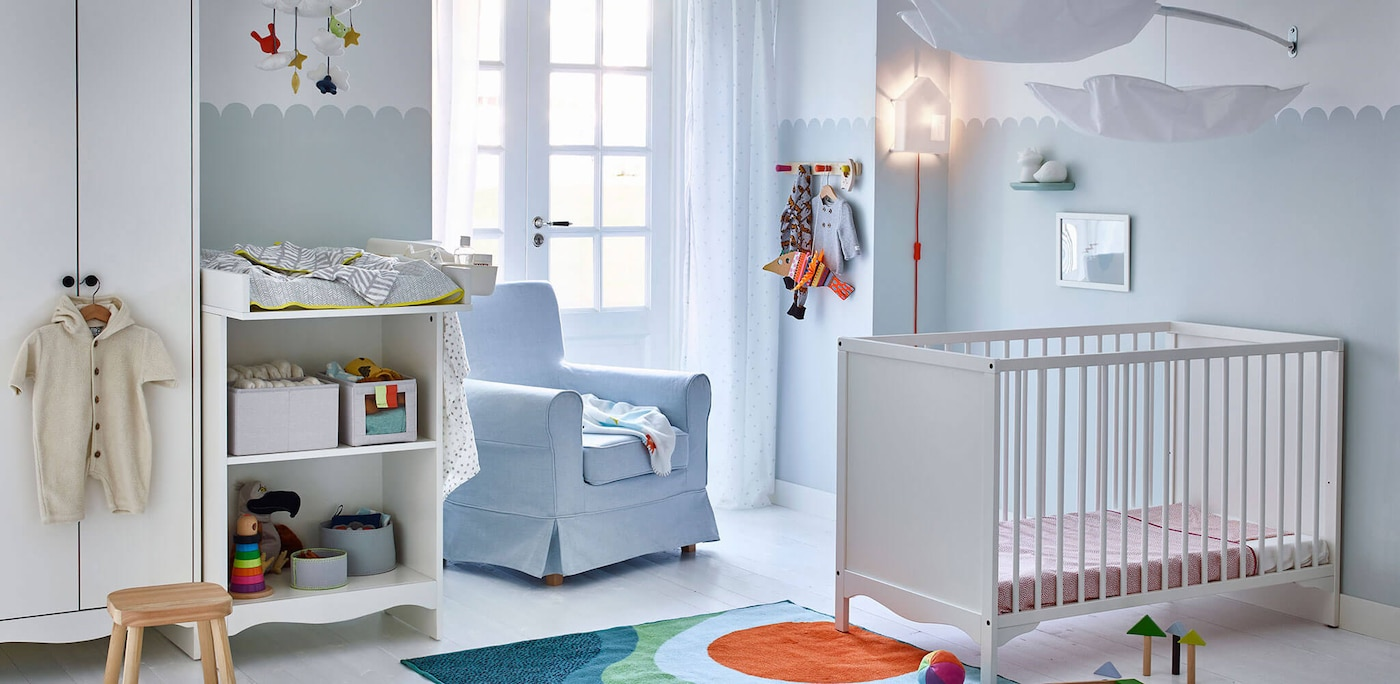 Linking to nursery furniture page